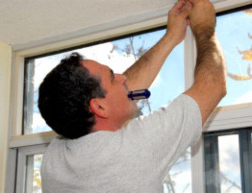 Darauf achten Sie beim Einbauen und Abdichten von Fenstern