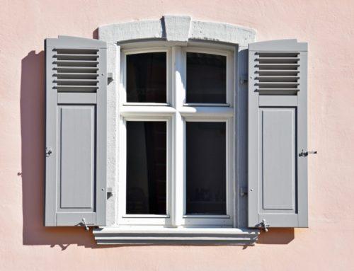 Fensterläden – ein absoluter Klassiker beim Fenster-Zubehör