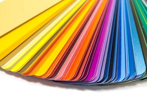 So finden Sie die passenden Farben für Kunststofffenster