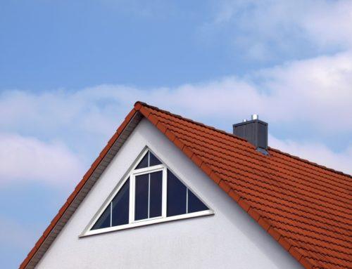 Giebelfenster für mehr Helligkeit und außergewöhnliches Ambiente im Dachgeschoss