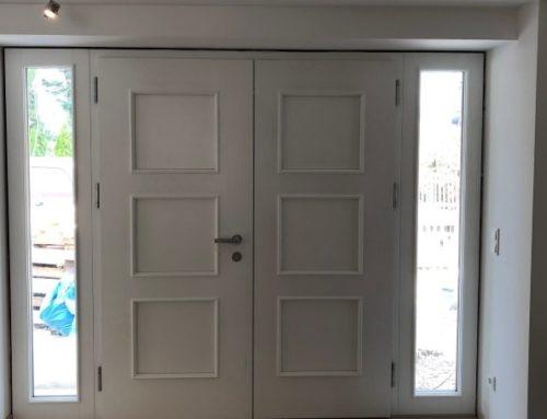 Stiltüren: Charmanter Hingucker mit Weißlack in Ihrem Zuhause