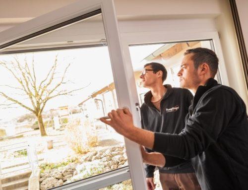 Reinigen und Ölen – so funktioniert die Wartung von Fenstern