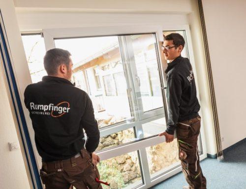 Geben Sie Zugluft und Feuchtigkeit durch Fenstereinbau nach RAL keine Chance