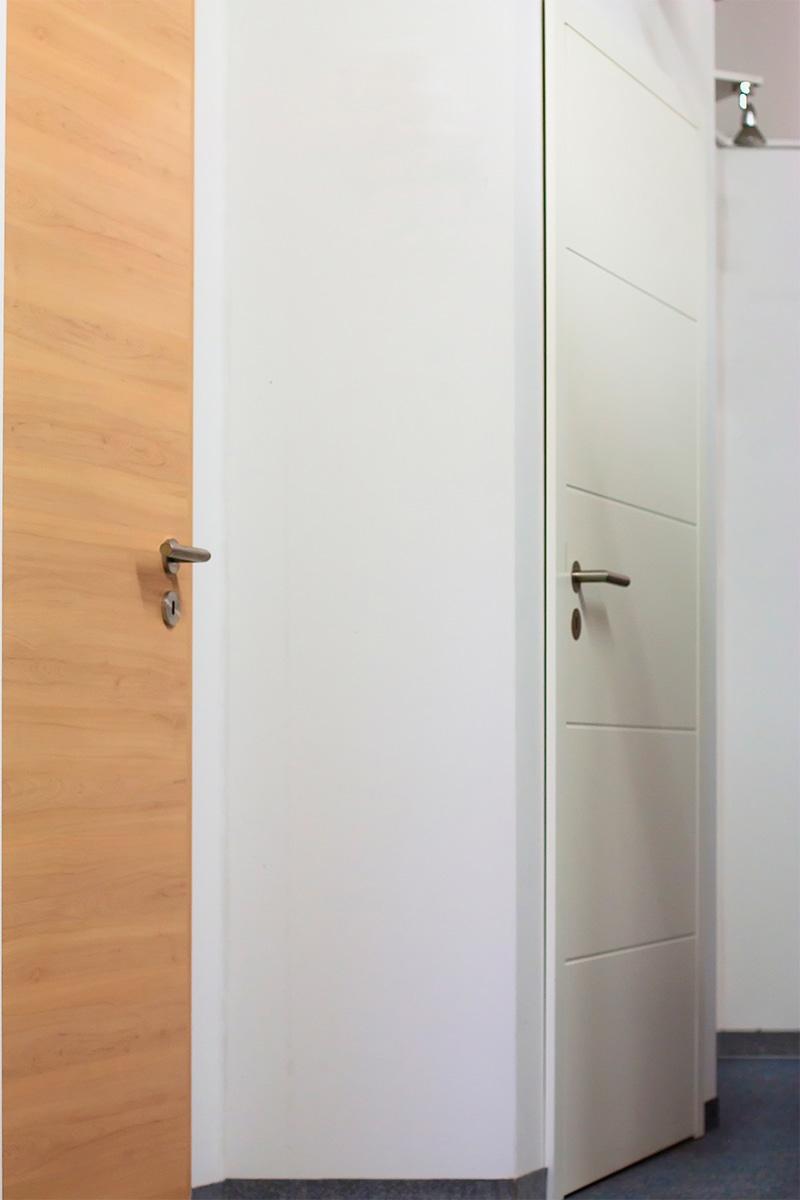 Rumpfinger Showroom: Innentüren