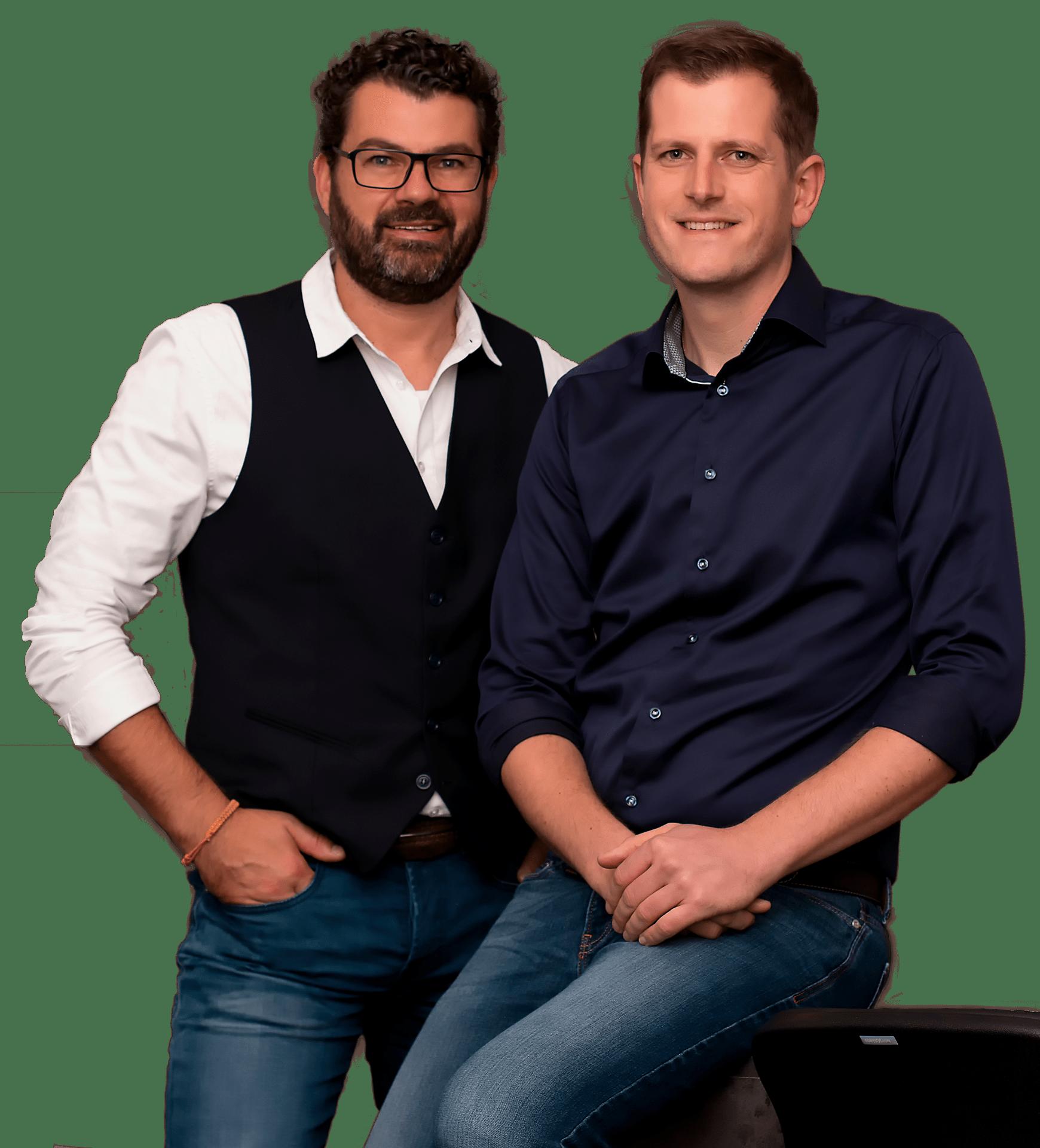 Mario und Johannes Rumpfinger