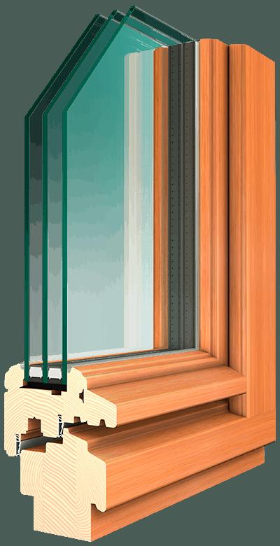 Hoehbauer Holz-Fenster Stil