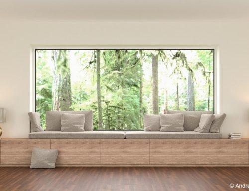 Panoramafenster: Das Tor zur Natur